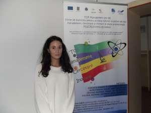 Laura Şerbănoiu, administrator clinica de ginecologie