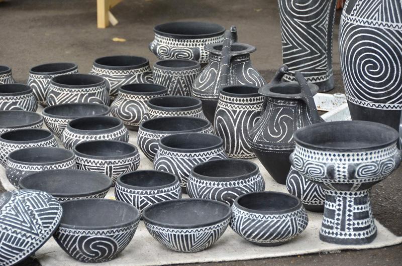 Ceramica de Vădastra, realizată de Cococi