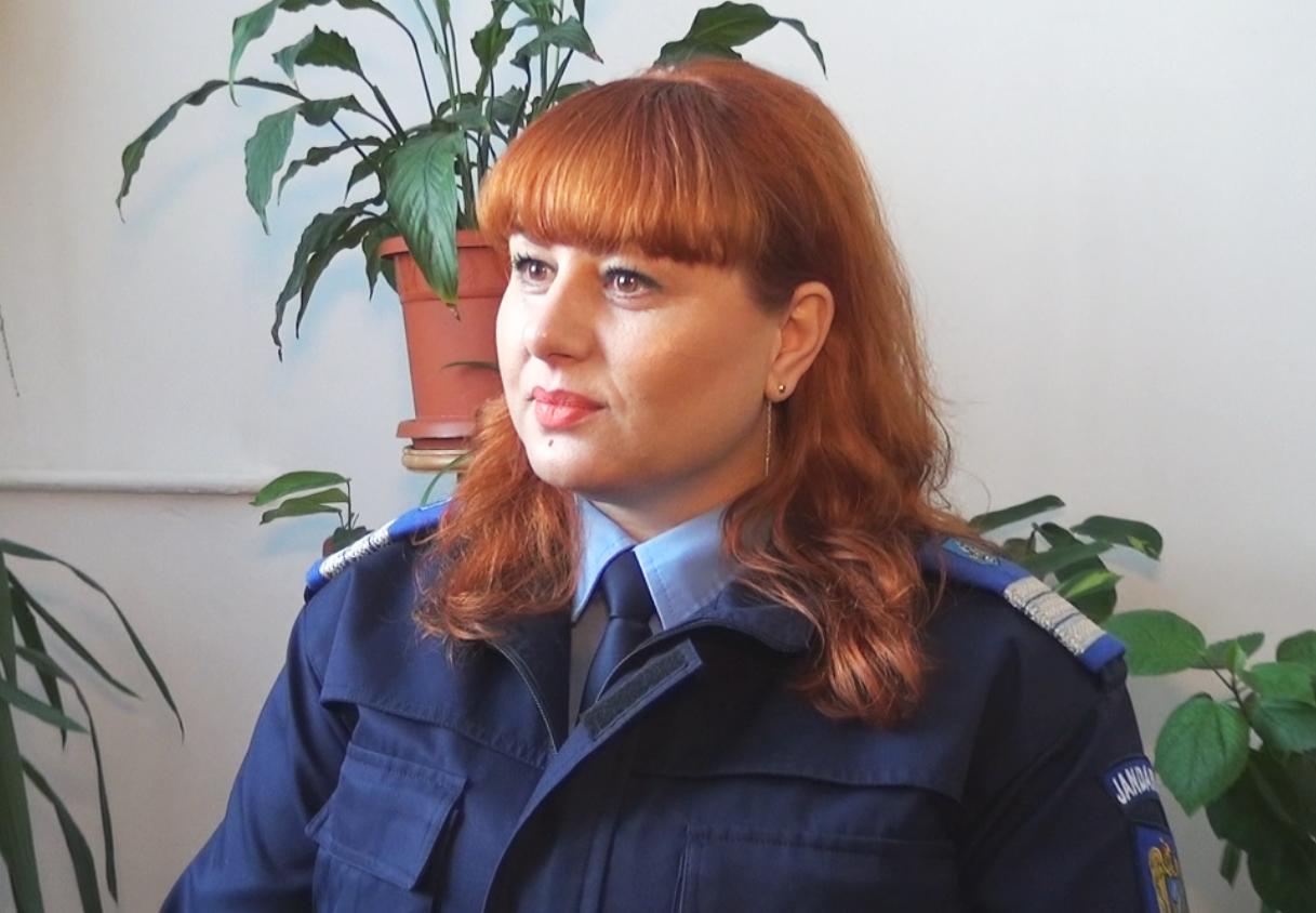 Adina Mariana Paun - plutonier major IJJ Olt (2)